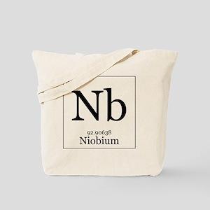 Elements - 41 Niobium Tote Bag