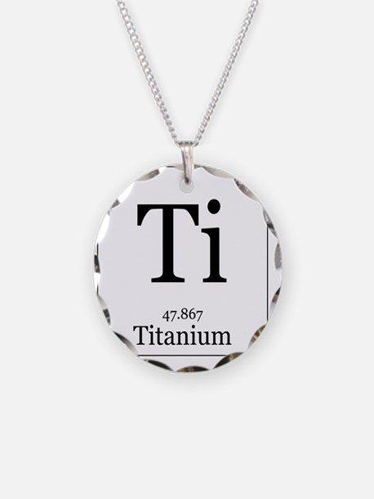 Elements - 22 Titanium Necklace