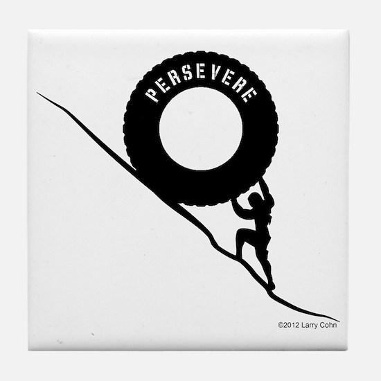 Persevere Tile Coaster