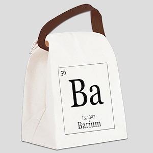 Elements - 56 Barium Canvas Lunch Bag