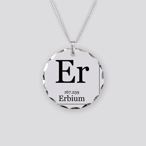 Periodic table erbium jewelry cafepress elements 68 erbium necklace circle charm urtaz Image collections