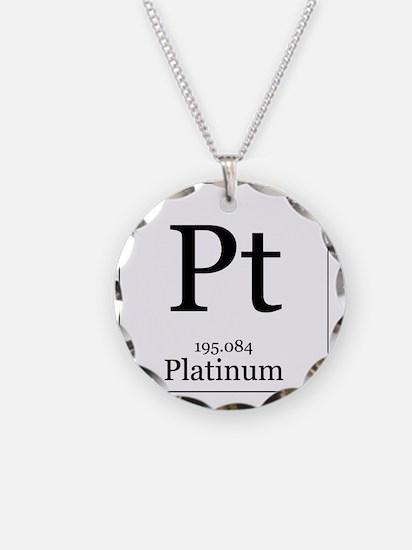 Elements - 78 Platinum Necklace