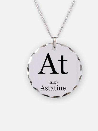 Elements - 85 Astatine Necklace