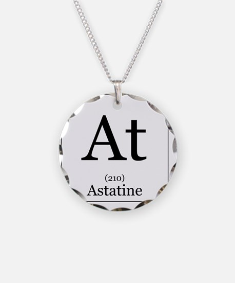 Periodic table elements jewelry periodic table elements designs elements 85 astatine necklace urtaz Images