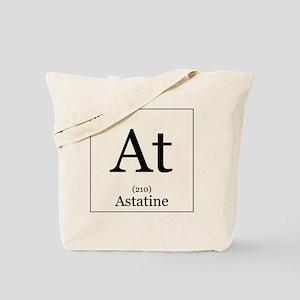 Elements - 85 Astatine Tote Bag
