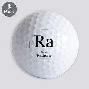Elements - 88 Radium Golf Balls