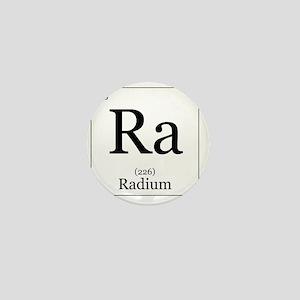 Elements - 88 Radium Mini Button