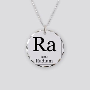 Periodic table elements jewelry cafepress elements 88 radium necklace circle charm urtaz Image collections