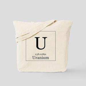 Elements - 92 Uranium Tote Bag