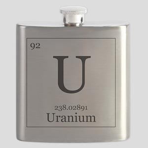 Elements - 92 Uranium Flask