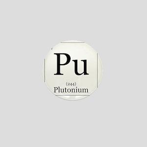 Elements - 94 Plutonium Mini Button