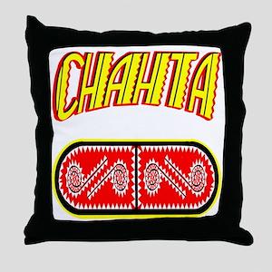 CHAHTA Throw Pillow