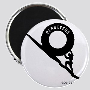 Persevere Crossfit T-Shirt Magnet