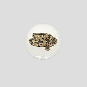 Ball Python Photo Mini Button