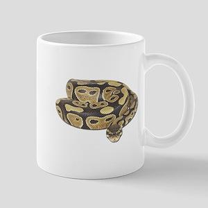 Ball Python Photo Mug