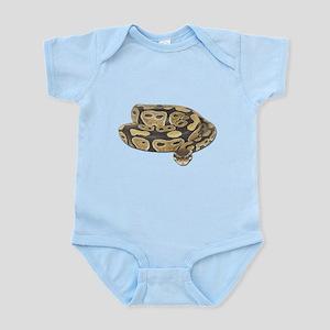 Ball Python Photo Infant Bodysuit