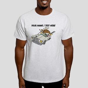 Custom Family Camping Trip T-Shirt