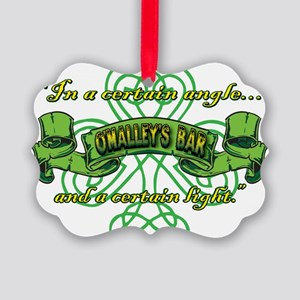 OMalleys Bar Picture Ornament