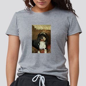 indoor dogs floppy ears,Konnor Tibetan ter T-Shirt