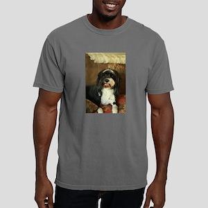indoor dogs floppy ears,Konnor Tibetan ter T-Shirt