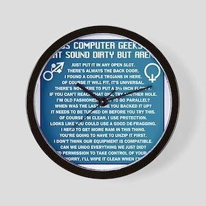 Dirty Computers Wall Clock