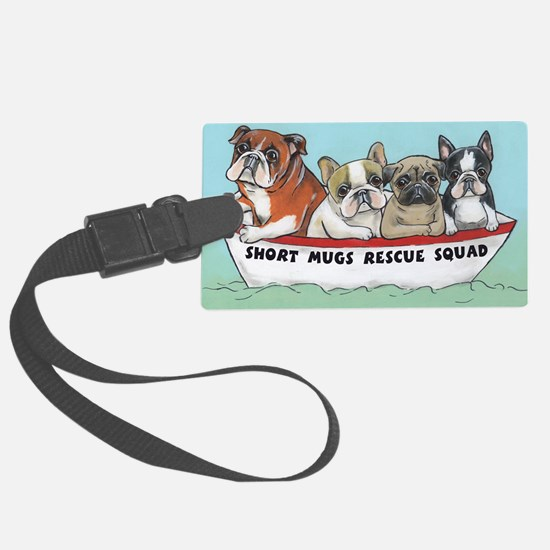 SMRS Luggage Tag