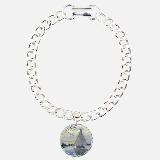 Claude Monet Sailboat Bracelet
