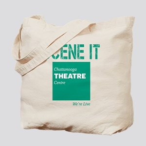 Scene It Tote Bag