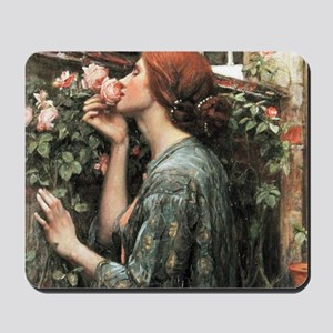 John William Waterhouse My Sweet Rose Mousepad