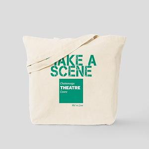 Make A Scene Tote Bag