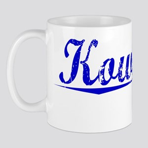 Kowalski, Blue, Aged Mug