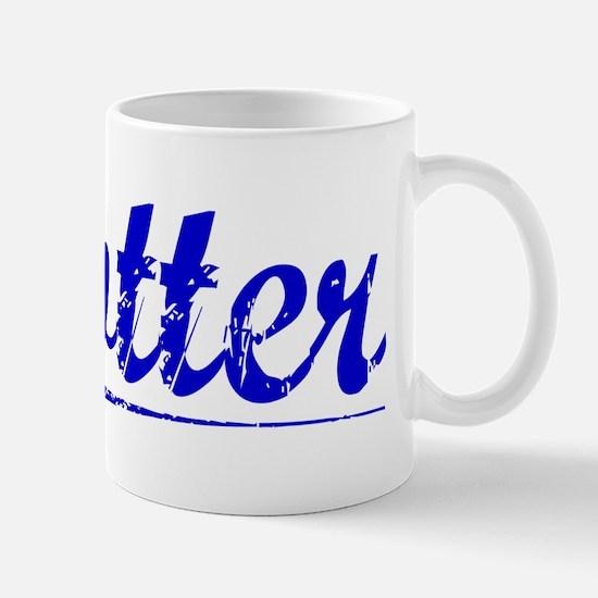 Kotter, Blue, Aged Mug
