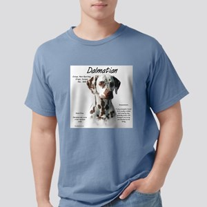 Dalmatian (liver spots) Mens Comfort Colors Shirt