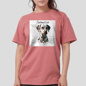 Dalmatian (liver spots Womens Comfort Colors Shirt