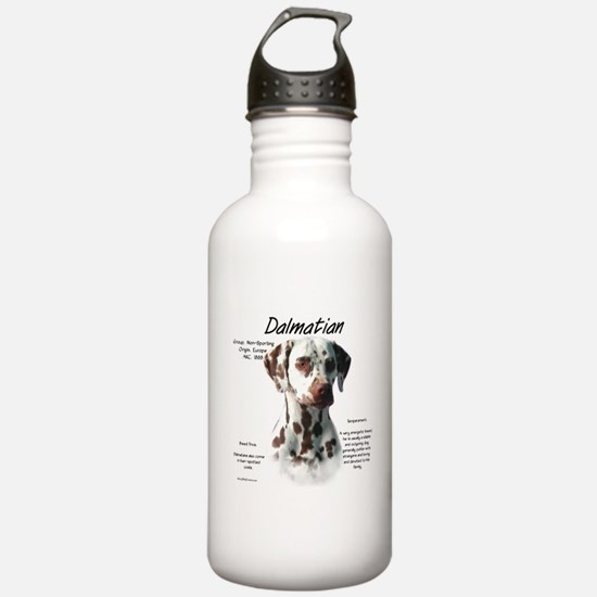Dalmatian (liver spots Water Bottle