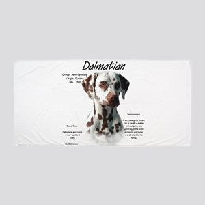 Dalmatian (liver spots) Beach Towel