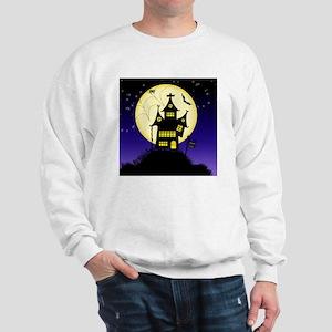 sh1_round_magnet Sweatshirt
