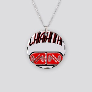 CHAHTA Necklace Circle Charm