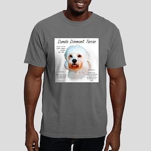 Dandie Dinmont Mens Comfort Colors Shirt