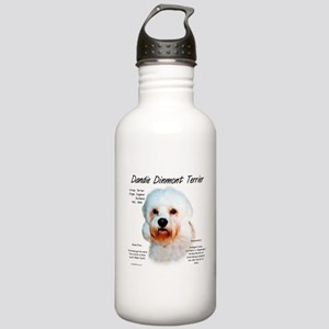 Dandie Dinmont Stainless Water Bottle 1.0L