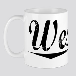 Wesson, Vintage Mug