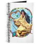 Hummingbird Dreamcatcher Journal