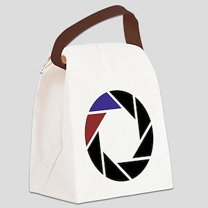 Aperture LOGO Canvas Lunch Bag