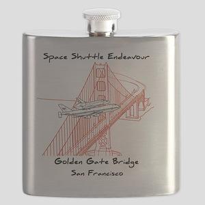 SF_9In12_Endeavour_GoldenGateBridge_RB Flask