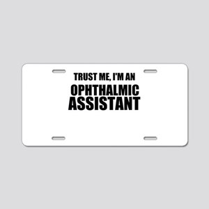 Trust Me, Im An Ophthalmic Assistant Aluminum Lice