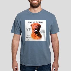 Dogue de Bordeaux Mens Comfort Colors Shirt