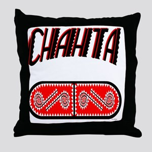 CHAHTA Throw Pillow