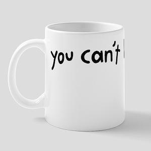 you can't love hate Mug