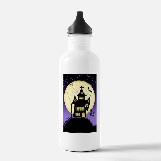 sh1_Rectangular Cockta Water Bottle