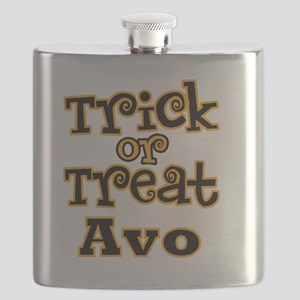 Trick or Treat Avo Flask